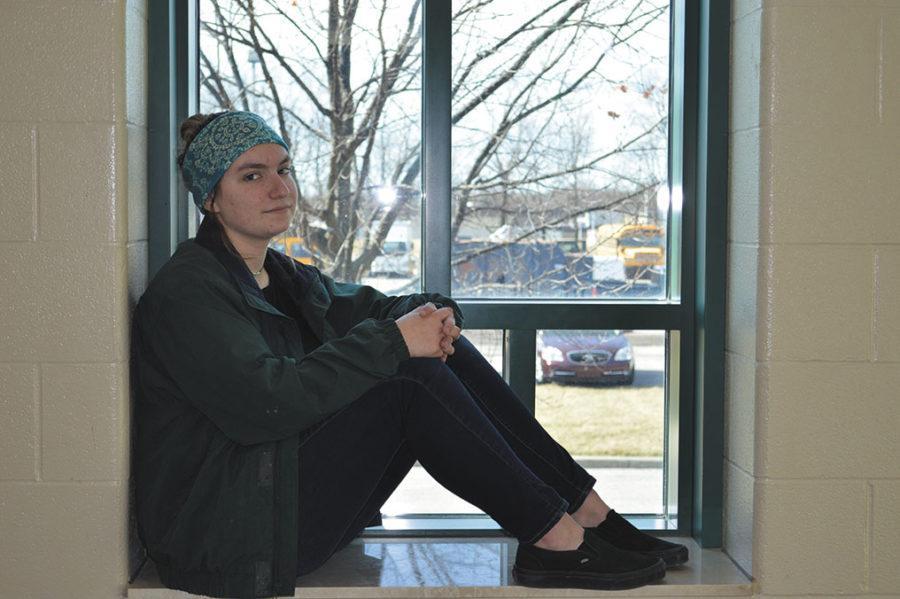 Junior Alexa Menchaca has been suffering from seasonal affective  disorder since her  freshman year.