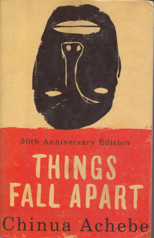 Chinua Achebe's Things Fall Apart tells the dark story of Okonkwo, a yam farmer in precolonial Nigeria.