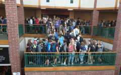 Overcrowding at NHS