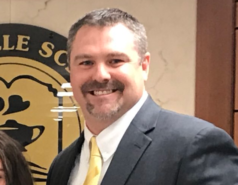 Roden was named Head Football Coach in April of 2018. He stepped down Monday morning.