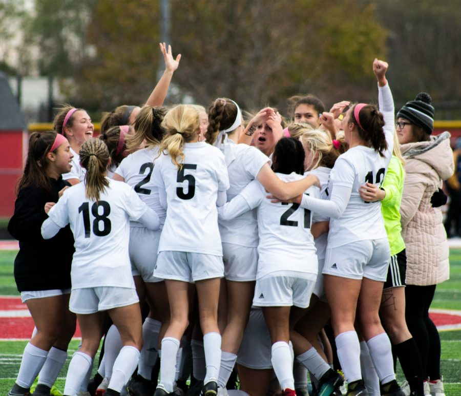 Noblesville Millers defeat Carmel to win Girls Soccer State Championship