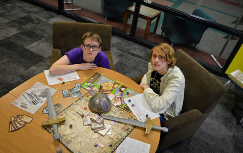 Roll for initiative: The Dungeons and Dragons club brings fantasy to life at NHS