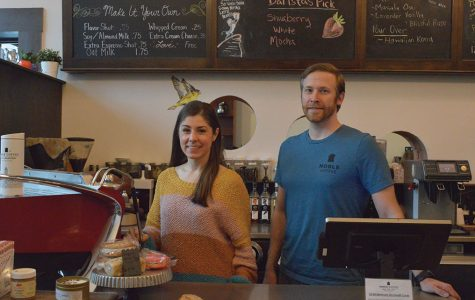 The noblest of coffee (and tea): Noblesville Coffee and Tea owners know there is more to a coffee shop than the drinks